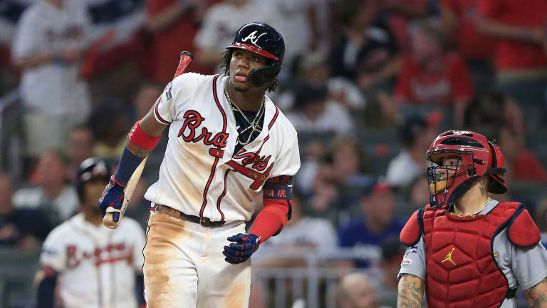 Braves Criticize Ronald Acuna Jr. for Lack of Hustle in NLDS Game 1 Loss