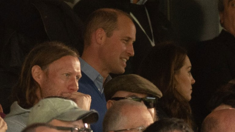 Aston Villa Routs Norwich in Front of Prince William and Family
