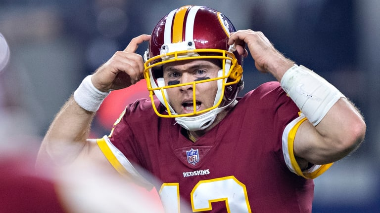 Week 5 Preview: Catch Colt McCoy Fever (Or Not)