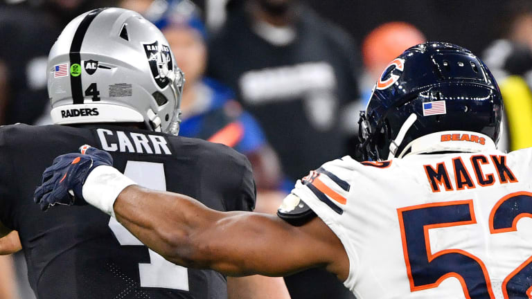 The Raiders Won the Khalil Mack Bowl in the Most Jon Gruden Way Possible