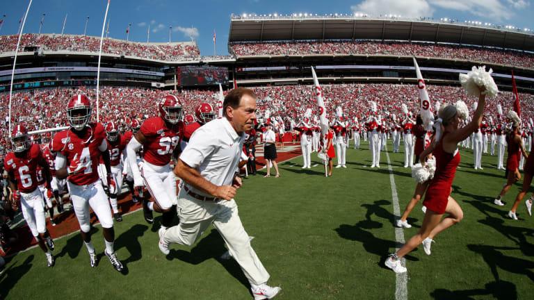 Jeremy Pruitt Recalls Recruiting Mishap From Time at Alabama Under Nick Saban