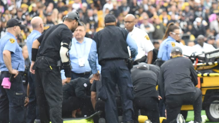 The Hit on Mason Rudolph Exemplifies the Harsh Reality of Football