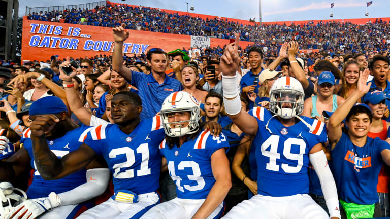 The Swamp Remains a Cathedral: 5 Biggest Statements From Florida's Win Over Auburn