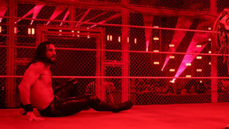 WWE's 'Hell in a Cell' Ended in Disarray, Disappointing Fans
