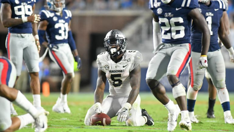 Vanderbilt Commodores Are What Their Record Says They Are