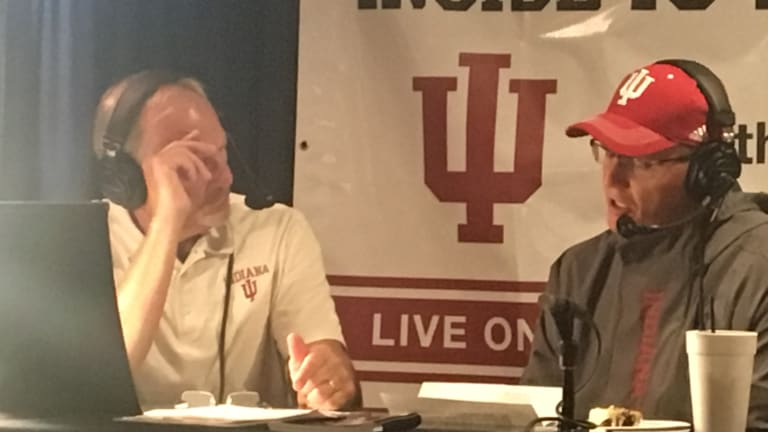 Indiana Football: What Tom Allen Said on his Radio Show Wednesday Night