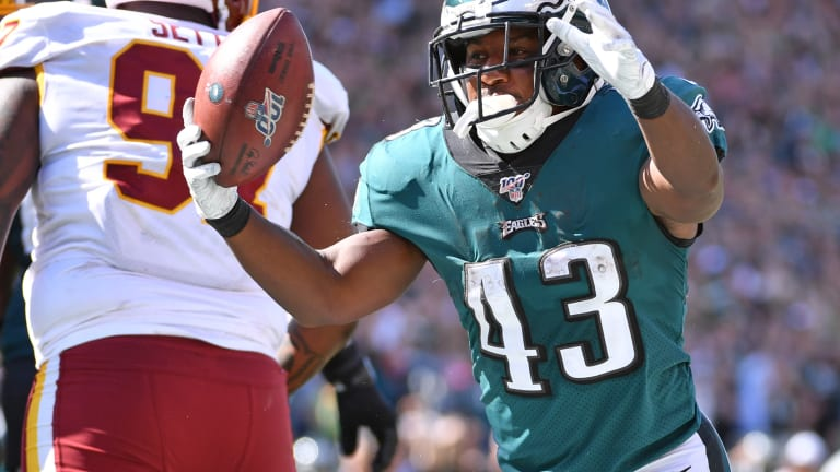 Could the End for Darren Sproles be Coming this Week?