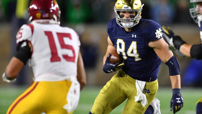 Notre Dame Bowl Projections See A Major Shift After Loss