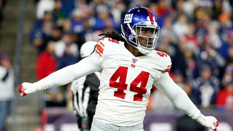 A Deeper Look at ESPN's 'Top 5' Things the Giants Need to Do. Part 3: Add a Significant Edge Rusher