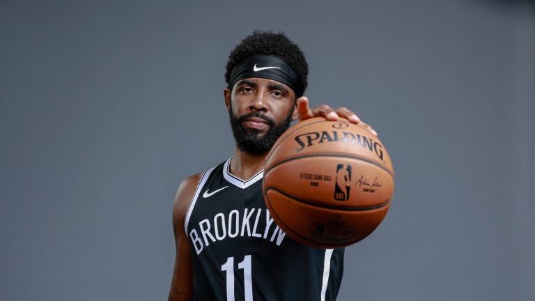 Kyrie Irving's injury history should be cause for concern for Nets
