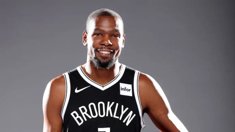 Kevin Durant debates validity of NBA Analytics with fans on Twitter