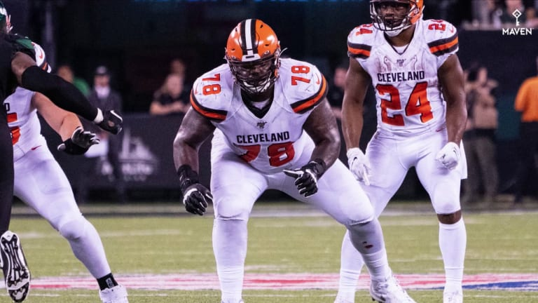 Greg Robinson says he's Benched Against Patriots; Justin McCray Likely Replacement