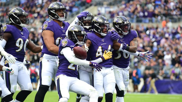 Trade Deadline Ends Quietly for Ravens