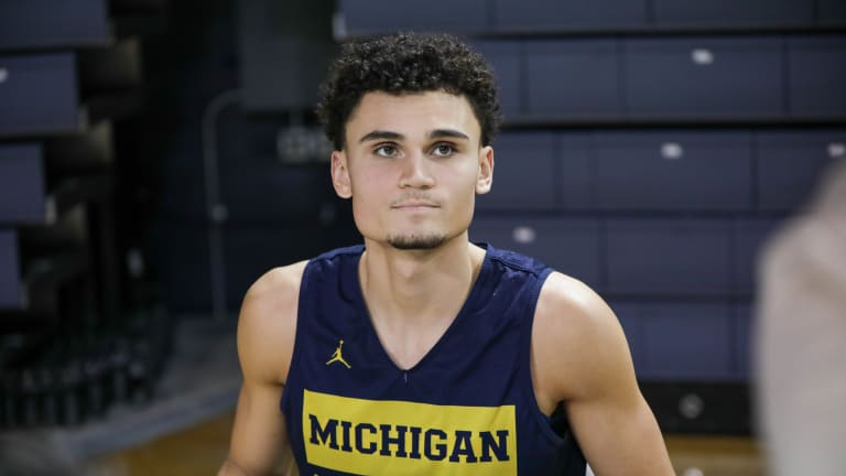 Report: Adrian Nunez To Return To Michigan, Update On U-M's Scholarship Situation