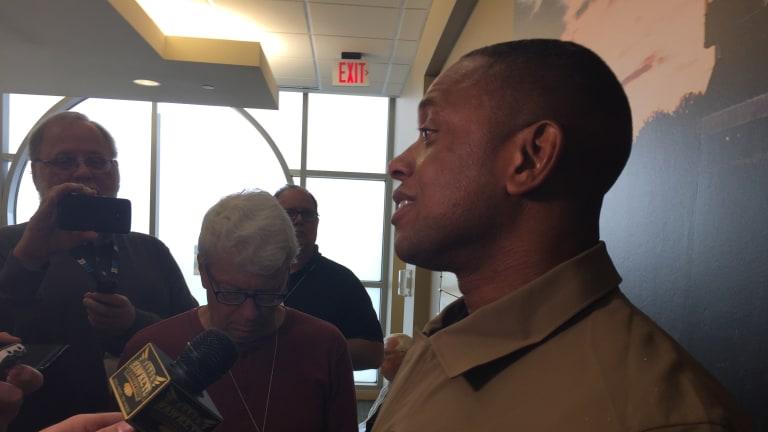 Armstrong: Iowa Feels Like 'Home'