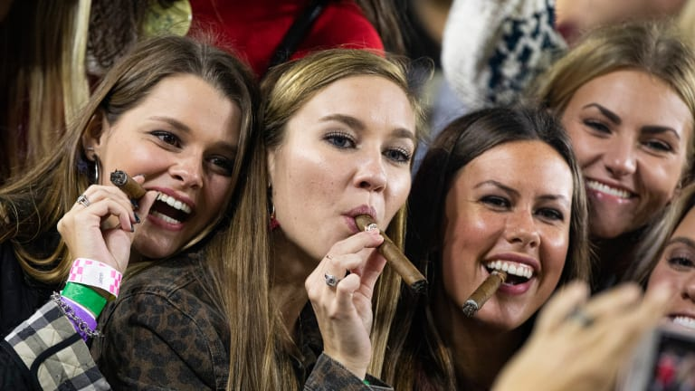 Daily Dose of Crimson Tide: Smoking a Cigar on the Third Saturday in October
