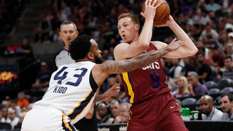 Cavaliers wing Windler getting second shot at rookie season