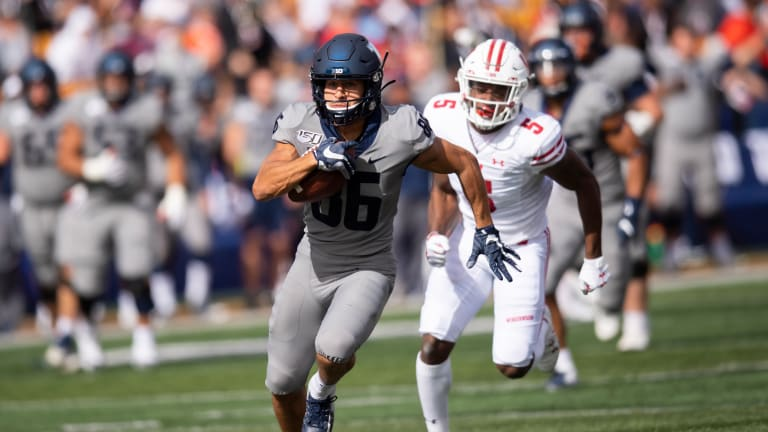Navarro's Illini Walk-On Dream Becoming a Contributing Reality