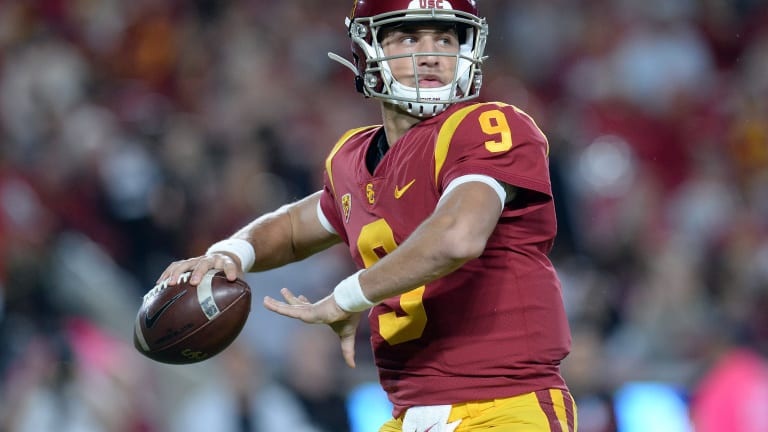 5 Burning Questions: What's Going On With Kedon Slovis And USC's Passing Offense?