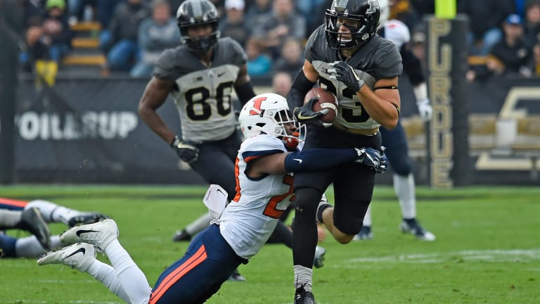 Matchup Preview: Illinois at Purdue