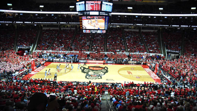 Tips For Painless Parking at Sunday's Basketball Exhibition