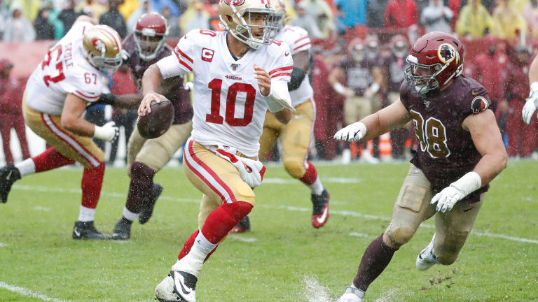 The other side: San Francisco 49ers