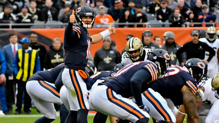A Matter of Choice: Play Calling Holds Key for Bears