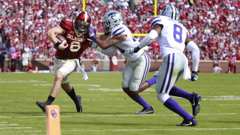 OU vs. Kansas State: How To Watch Or Listen And Storylines