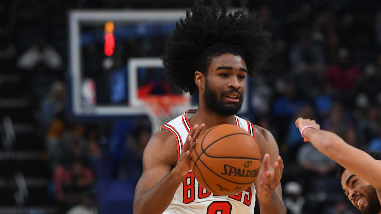 Coby White Scores 25 Points to Lead Bulls Comeback Victory Over Grizzlies
