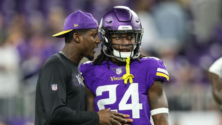 Holton Hill Eligible to Return For Vikings This Week