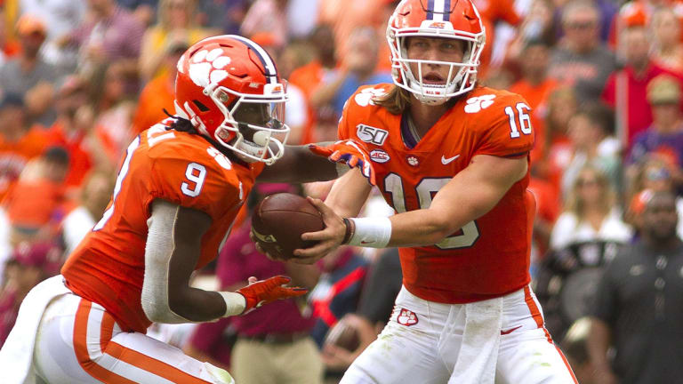 Opponent Film Notebook: Clemson Tigers (Powered By WePlayed)