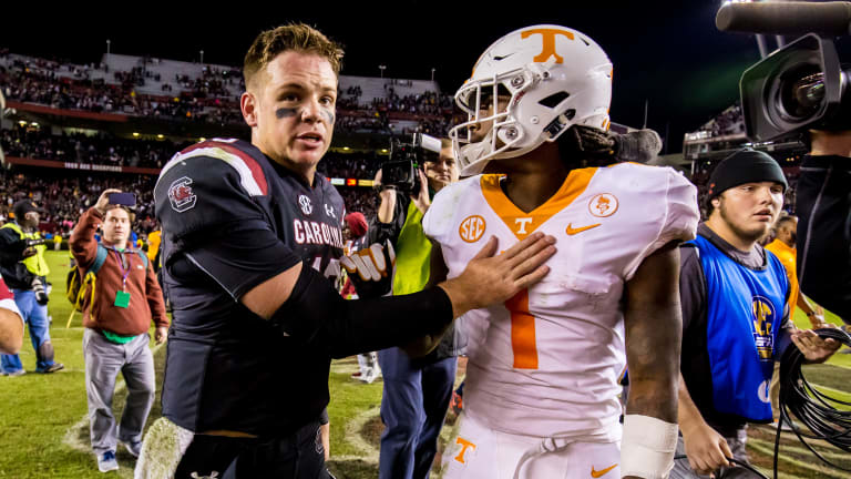 South Carolina at Tennessee: Four Bold Predictions