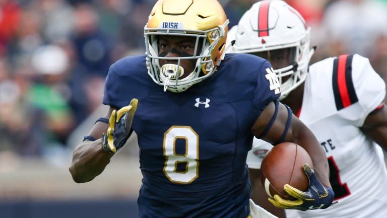 What To Look For: Notre Dame at Michigan