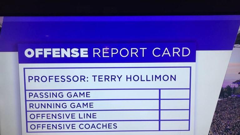Washington Huskies Mid-Season Report Card