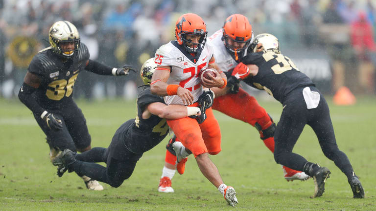 ILLINI GAMEDAY Live Blog - From Ross-Ade Stadium: FINAL: Illinois 24, Purdue 6