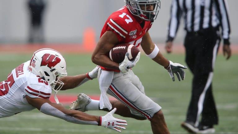 SECOND HALF: Ohio State vs. Wisconsin