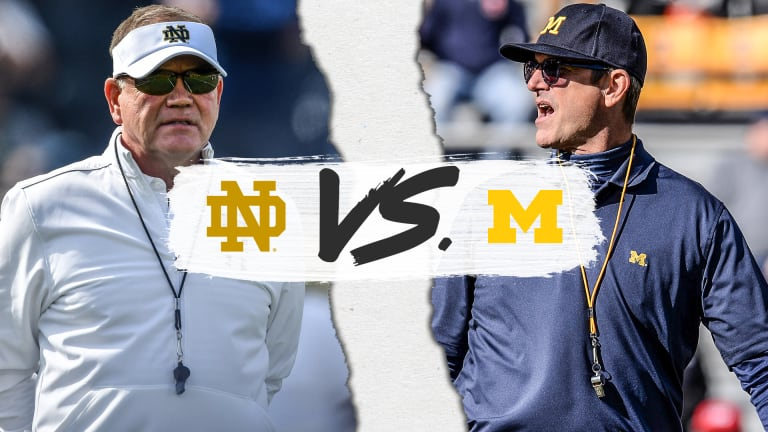 Michigan Wolverines Football Game Preview Hub: Notre Dame