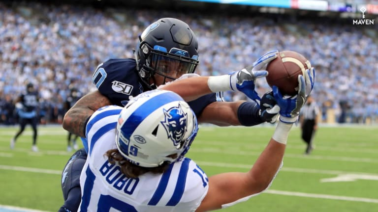 Photo Gallery: Duke Loses To UNC