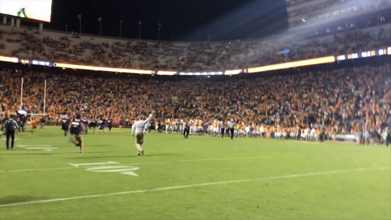 VIDEO: Postgame sights and sounds - South Carolina