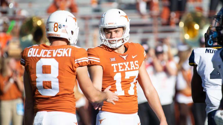 Texas football: Longhorns Punter Suffers Broken Collarbone