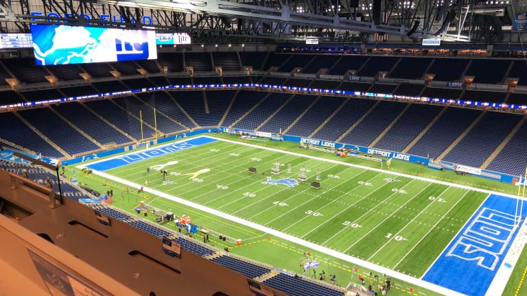 GAMEDAY Open Thread/Live Blog: Lions Take on Giants in Week 8 Matchup