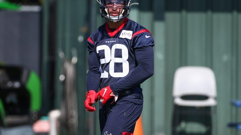 Houston Texans Release 2019 6th Round Pick Cornerback Xavier Crawford