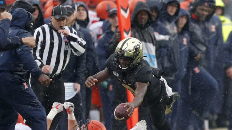 Report Card: Bad Grades for Purdue in a Disappointing Loss