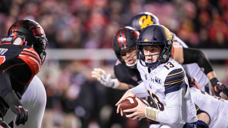Cal Football: Bears Should Stick with Spencer Brasch Until Chase Garbers Returns