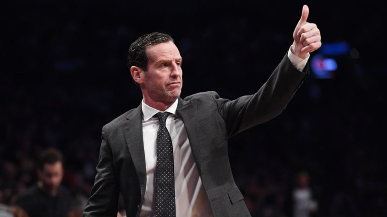 Tough Week Ahead for Brooklyn Nets