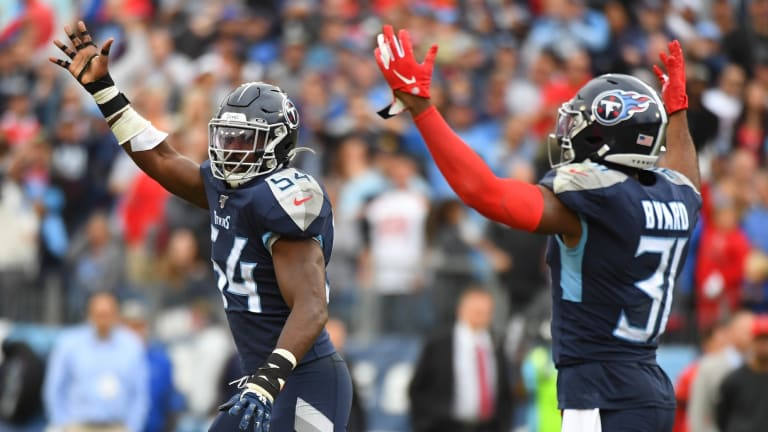 Titans Win Another Thriller: The Who, What, How and Why