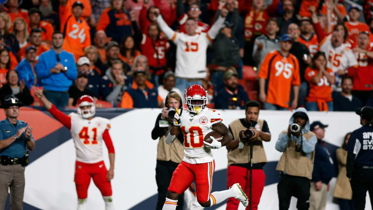 Chiefs-Packers Matchups: No Patrick Mahomes Requires Full Team Effort to Key KC Victory