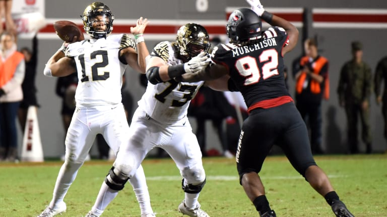 Next up for the Wolfpack: Wake Forest