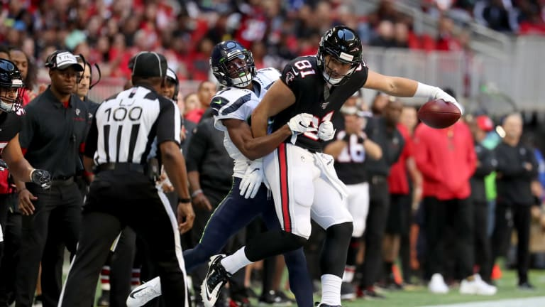 Depth Issues Come to Forefront for Seahawks Secondary