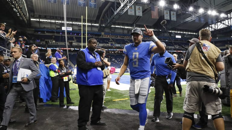 Notable Quotes: What the Lions Shared Postgame